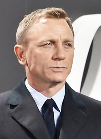 James Bond en erfaren Omega Seamaster bärare