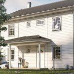 billigt hus